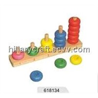 Wood Toys Pre-School And Educational Sets