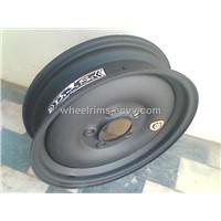 Steel Wheel Rim for Animal Carts