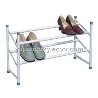 2-Tier Expandable Shoe Rack (LT-B206)
