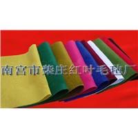 Colorful Decorative Wool Felt