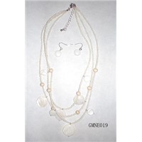 Fashion Jewelry Necklace Set (GMNE019)