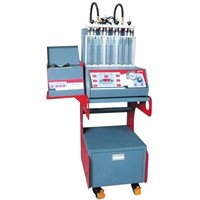 Fuel Injector Tester & Cleaner with Working Table