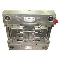Injection moulds for worm gear