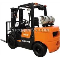 LPG & Gasoline Powered Forklift