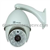 Laser-IR High Speed Dome Camera