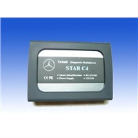 MB STAR C4 with any laptop