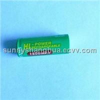 Nickel-Metal Hydride Rechargeable AA Battery