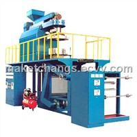 PP Blowing Film Machine