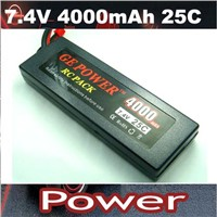 Rechargeable Lipo Battery Pack (KO-BA004B)