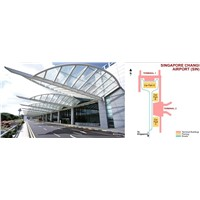 Changi Airport Car Park Guidance