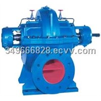 S Series Single-Stage Double-Suction Horizontal Split Centrifugal Pump