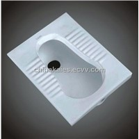 China sanitary ware suppliers Squatting Pan W.C (D-301)