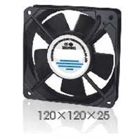 Axial AC Fan of Metal Flabellum General Data (TA12025)