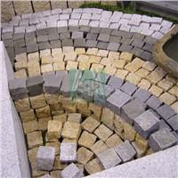 Tumbling Stone / Granite Cubic Stone / Building Material