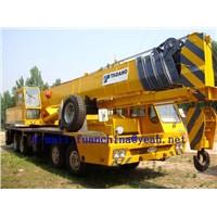 Used 55 Ton Tadano Truck Crane