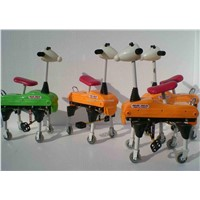 Rocking Horse Which Can Run