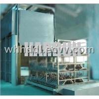 Aluminum Alloy Section Annealing Furnace