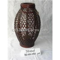 Bamboo Lantern (7H0206)