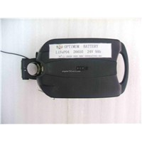 e-bike 24V battery with case