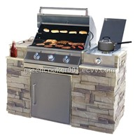 Gas BBQ Girll (GH-B3)