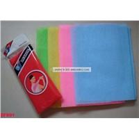 Nylon Exfoliating Wash Towel (ZF08)