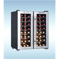 Stainless Steel Wine Fridge (LDH-140A)