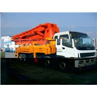 Truck-Mounted Concrete Pump (HDT)