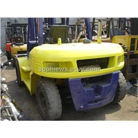 used Forklift KOMATSU 5ton