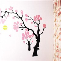 wall sticker & vinyl chalkboard & wall decoration