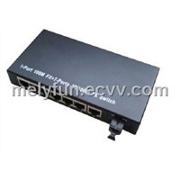 1FO+7TP Unmanaged Switch