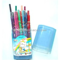 24 Colors Rotatable Crayon