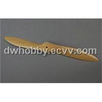 27 x 10 Wooden Propeller