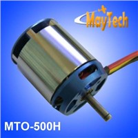 Brushless Motor for RC Heli (MTO400H/450H/500H)