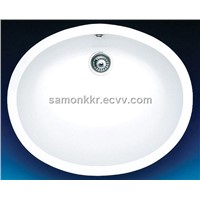 Ellipse Royal Sink from KKR Solid Surface Company