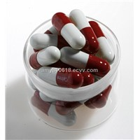 Empty Enterosoluble Gelatin Capsules