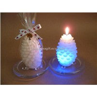LED Real Wax Candle-Christmax Tree