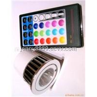 MR16 RGB Remote Control  5W