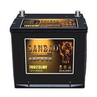 Maintenance-Free Car Battery (70D23LMF)