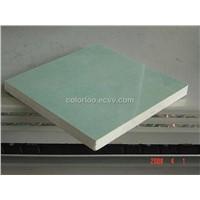Moisture Resistant gypsum Boards