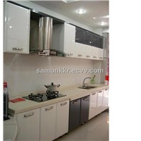 Neat Kitchen Countertop/Solid Surface Marble