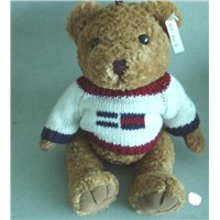 Bear Shape Stuffed Toys