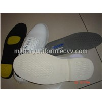 Police Shoes Officer Shoes Safety Shoes  Patent PU Shoes