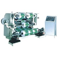 QFJ-A Model Vertical Type High-Speed Slitting and Rewinding Machine