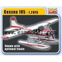 RC Model Cessna 185