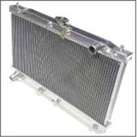 Racing Aluminum Auto Radiator For Off-Road Vehicle