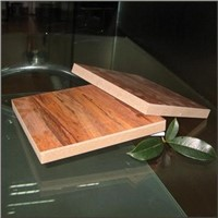Solid color melamine Faced board