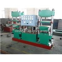 Twin molding press