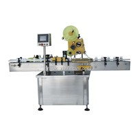 Bottle Body and Cap Labeling Machine (YXT-C2)