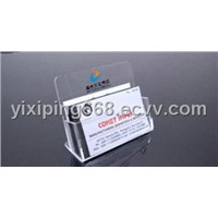 Acrylic Card Holder (LH-12)