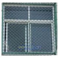 Beautiful Gird Burglar Mesh